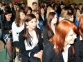 Uroczystość zakończenia nauki dla klas maturalnych