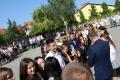 Uroczystość zakończenia roku szkolnego