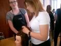 Warsztaty fryzjersko- kosmetyczne dla ósmoklasistów i gimnazjalistów